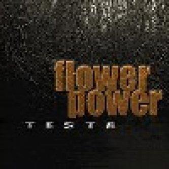 Copertina dell'album Flower power, di Testa (T3ESTA)