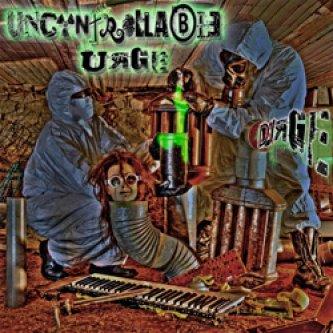 Copertina dell'album Dirge, di Uncontrollable Urge
