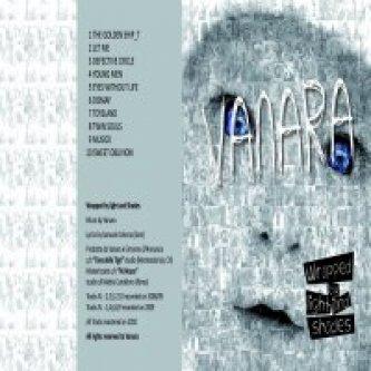 Copertina dell'album Wrapped By Light & Shades, di Vanara