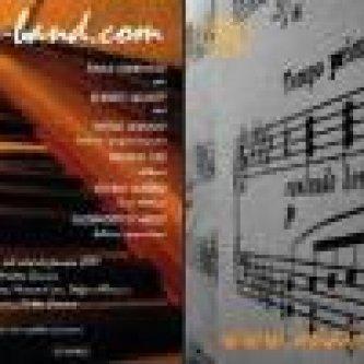 Copertina dell'album ON AIR 2011, di onair band