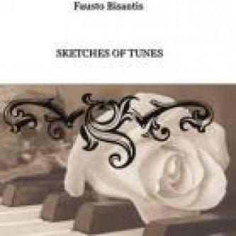 Copertina dell'album Sketches of tunes, di Fausto Bisantis