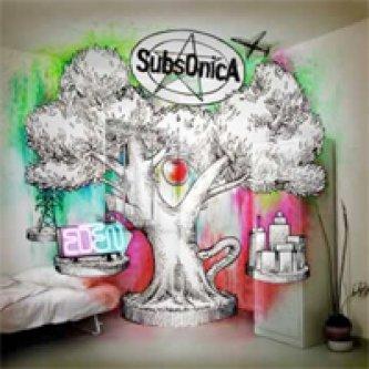 Copertina dell'album Eden, di Subsonica