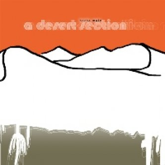 Copertina dell'album A desert section (EP), di Herba Mate