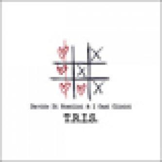 Copertina dell'album T.R.I.S., di Davide Di Rosolini