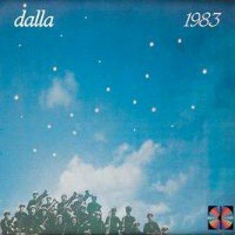 Copertina dell'album 1983 , di Lucio Dalla