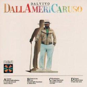 Copertina dell'album DallAmeriCaruso, di Lucio Dalla