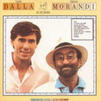 Copertina dell'album Dalla/Morandi, di Lucio Dalla