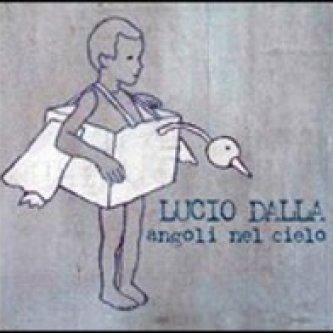 Copertina dell'album Angoli nel cielo, di Lucio Dalla