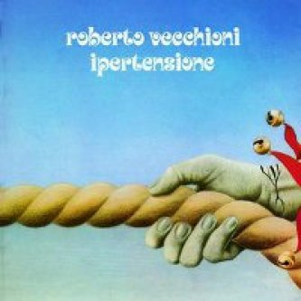 Copertina dell'album Ipertensione , di Roberto Vecchioni