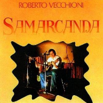 Copertina dell'album Samarcanda , di Roberto Vecchioni