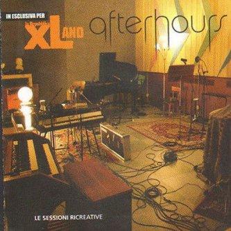 Copertina dell'album Le sessioni ricreative EP, di Afterhours