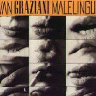 Copertina dell'album Malelingue, di Ivan Graziani