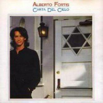 Copertina dell'album Carta del cielo, di Alberto Fortis