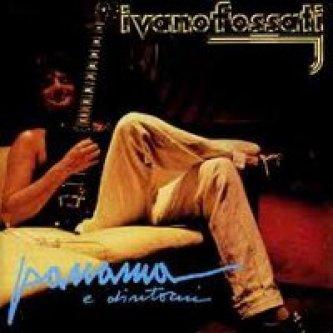 Copertina dell'album Panama e dintorni, di Ivano Fossati