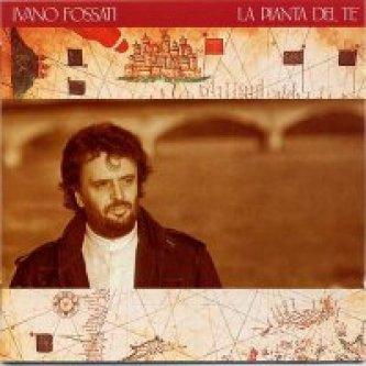 Copertina dell'album La pianta del tè, di Ivano Fossati