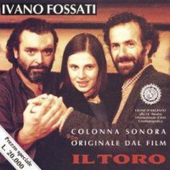 Copertina dell'album Il toro (colonna sonora), di Ivano Fossati