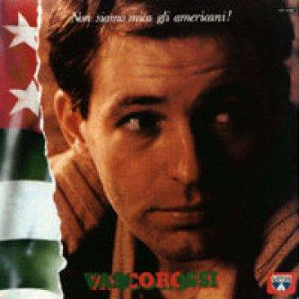 Copertina dell'album Non siamo mica gli americani, di Vasco Rossi