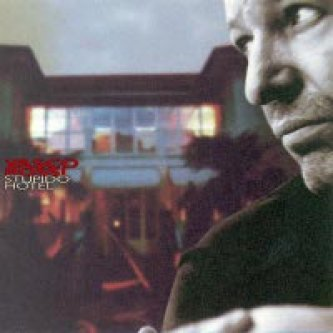 Copertina dell'album Stupido hotel, di Vasco Rossi