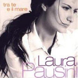Copertina dell'album Tra te e il mare, di Laura Pausini