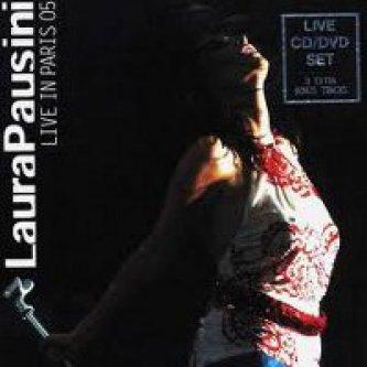 Copertina dell'album Live in Paris 05, di Laura Pausini