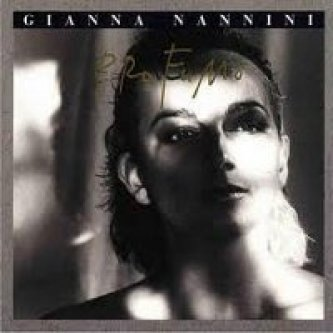 Copertina dell'album Profumo , di Gianna Nannini