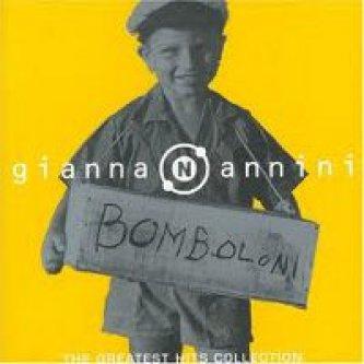 Copertina dell'album Bomboloni, di Gianna Nannini