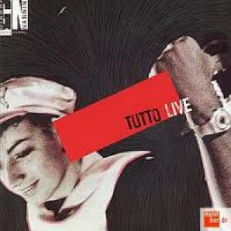 Copertina dell'album Tutto live, di Gianna Nannini