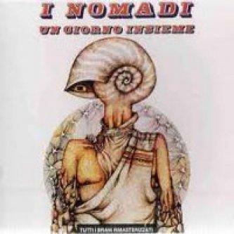 Copertina dell'album Un giorno insieme, di Nomadi