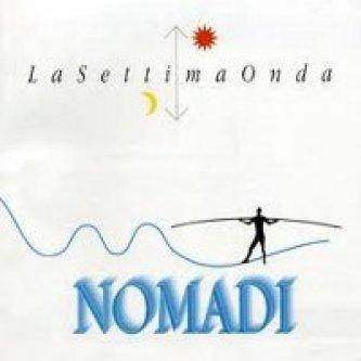 Copertina dell'album La settima onda, di Nomadi