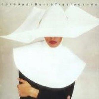 Copertina dell'album Traslocando, di Loredana Berté
