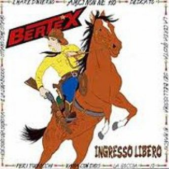 Copertina dell'album Bertex - Ingresso libero, di Loredana Berté