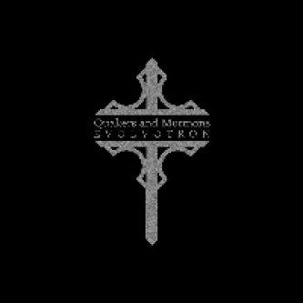 Copertina dell'album Evolvotron, di Quakers and Mormons