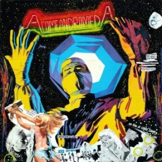 Copertina dell'album Occhio Comanda Colori, di AcomeandromedA