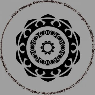 Copertina dell'album Neronovantanove, di Giuseppemaria Cavallo