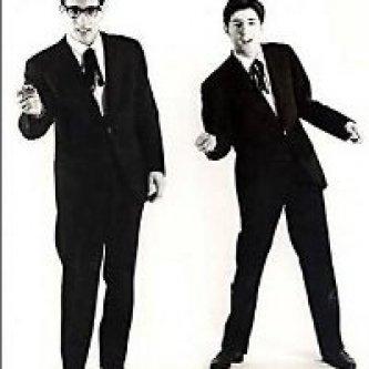 Copertina dell'album Giorgio Gaber e Enzo Jannacci, di Giorgio Gaber