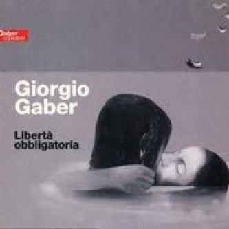 Copertina dell'album Libertà obbligatoria, di Giorgio Gaber