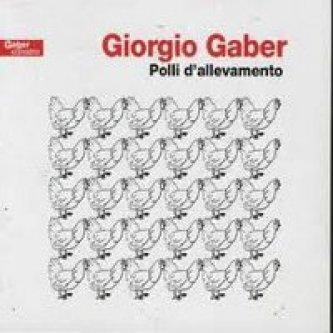 Copertina dell'album Polli di allevamento, di Giorgio Gaber