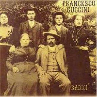 Copertina dell'album Radici , di Francesco Guccini