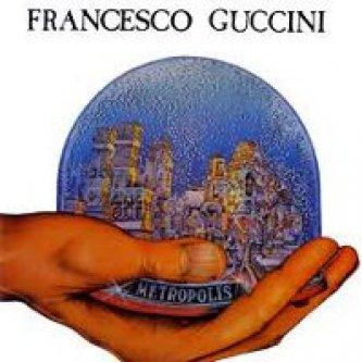 Copertina dell'album Metropolis , di Francesco Guccini