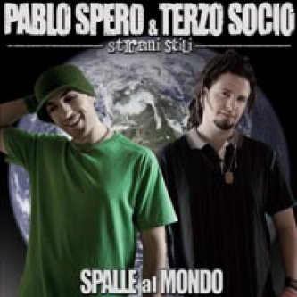 Copertina dell'album Spalle Al Mondo, di Pablo Spero