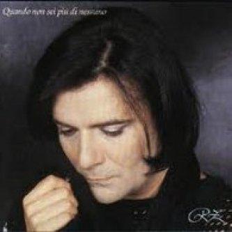 Copertina dell'album Quando non sei più di nessuno, di Renato Zero