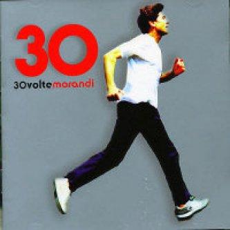 Copertina dell'album 30 volte Morandi , di Gianni Morandi