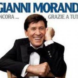 Copertina dell'album Ancora... grazie a tutti, di Gianni Morandi