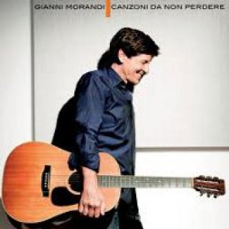 Copertina dell'album Canzoni da non perdere, di Gianni Morandi