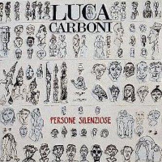 Copertina dell'album Persone silenziose, di Luca Carboni