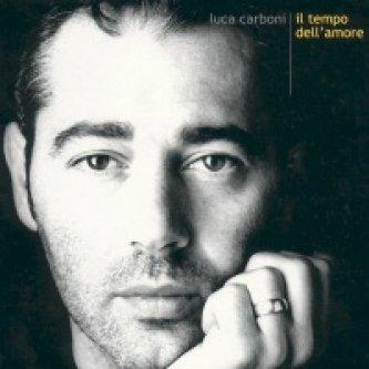 Copertina dell'album Il tempo dell'amore, di Luca Carboni