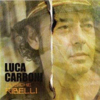 Copertina dell'album Musiche ribelli, di Luca Carboni