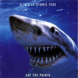 Copertina dell'album Eat the Phikis, di Elio e le Storie Tese