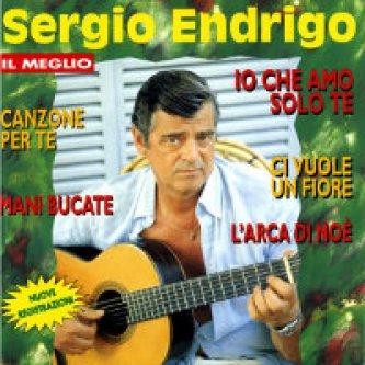 Copertina dell'album Il meglio di Sergio Endrigo, di Sergio Endrigo