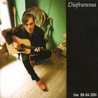 Copertina dell'album Live 09-04-2011, di Diaframma